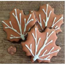 Dog Treat - Maple Leaf Bulk