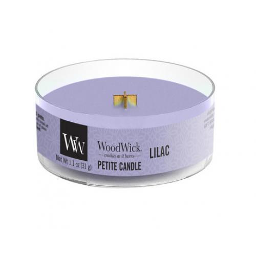 Woodwick Petite Candle Lilac 1.1oz