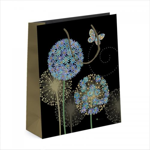 Gift Bag- Large - Alliums - East/west