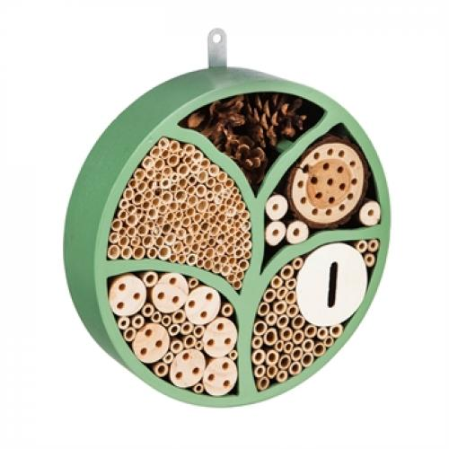 Bug Bee Home Habitat Multi Tree Of Life - Light Green