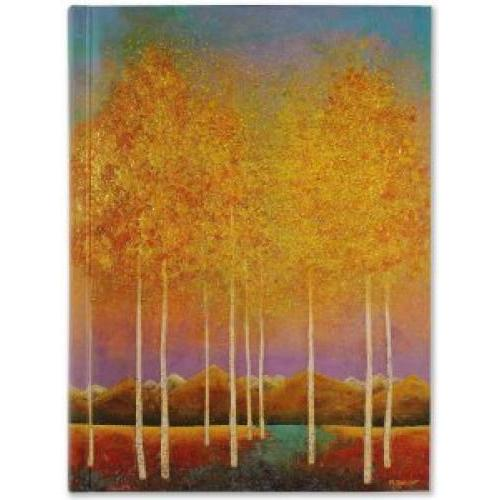 Journal -  Bookbound Moonlit Aspens