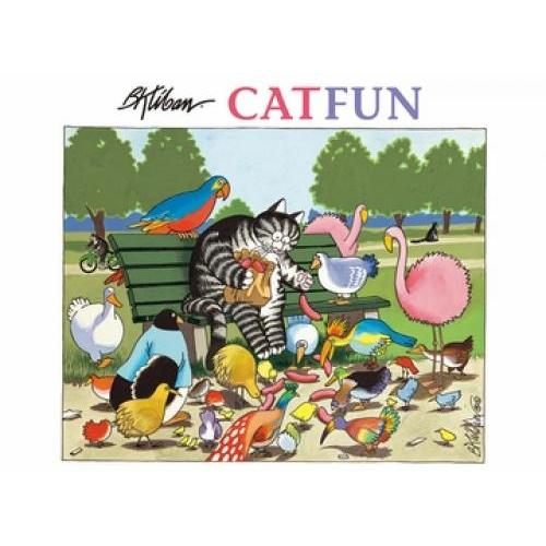 Boxed Cards - B Kliban - Catfun