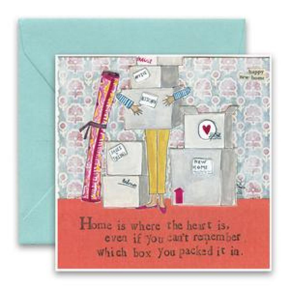 Any Occasion - Home Is Where The Heart Is