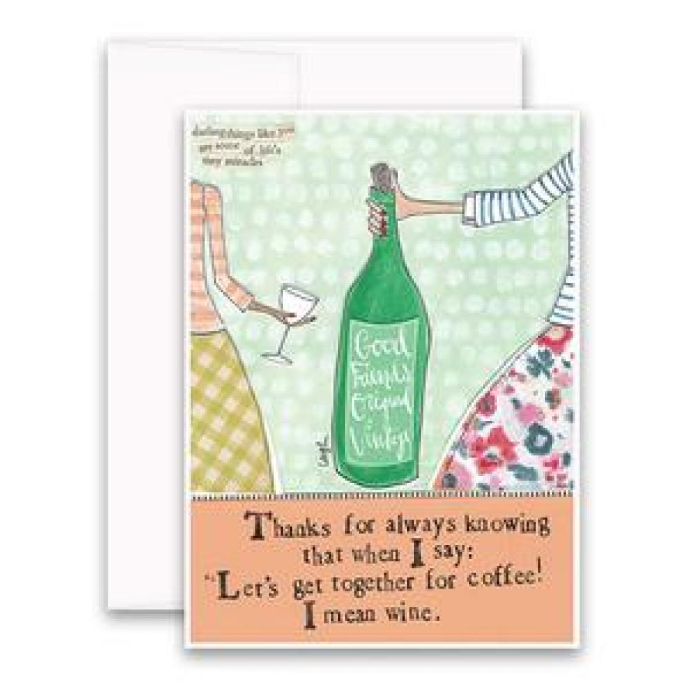 Any Occasion - Thanks For Always Knowing