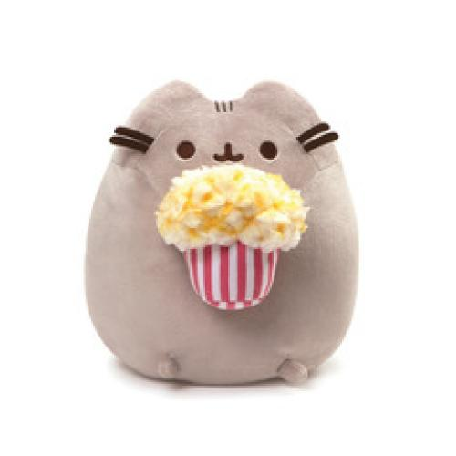 Pusheen Plush Popcorn 9.5in