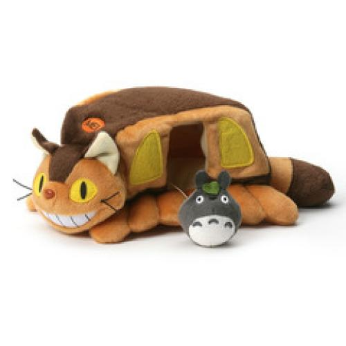 Studio Ghibli Totoro Cat Bus House 10in