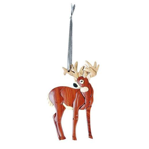Ornament - Standing Deer