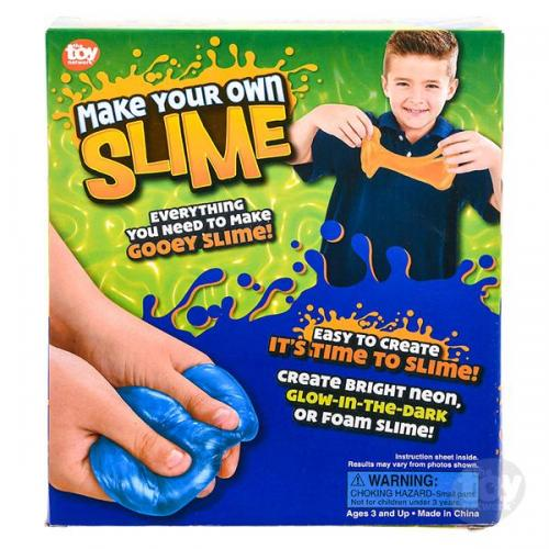 Create Your Own Slime Kit