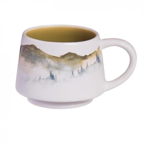 Mug Artisan Series Edge Of The Woods 12oz