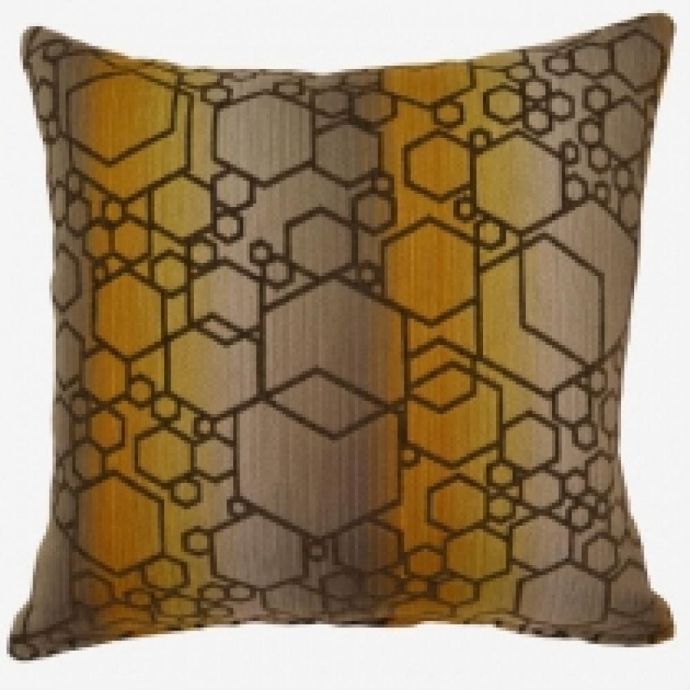 Obscurity Lemoncello Pillow 17in X 17in