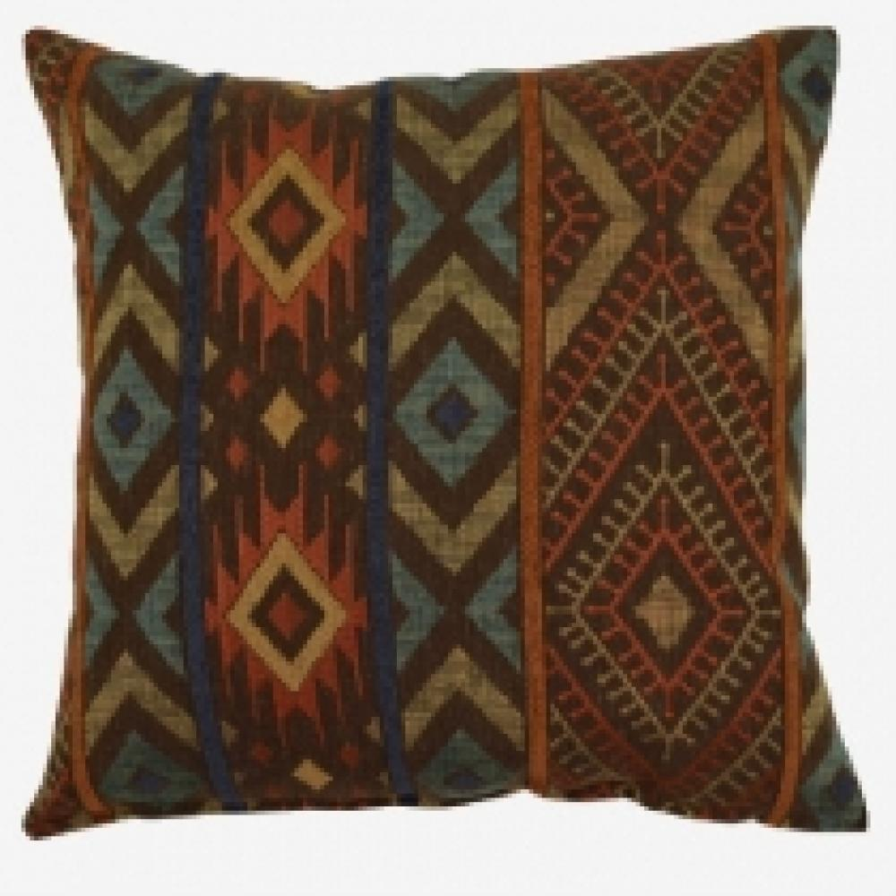 Tuscaloosa Canyon Pillow 17in X 17in