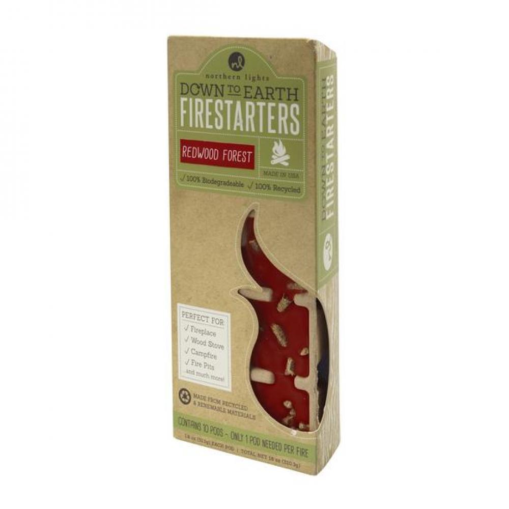 Firestarter 10 Pod Box Redwood Forest