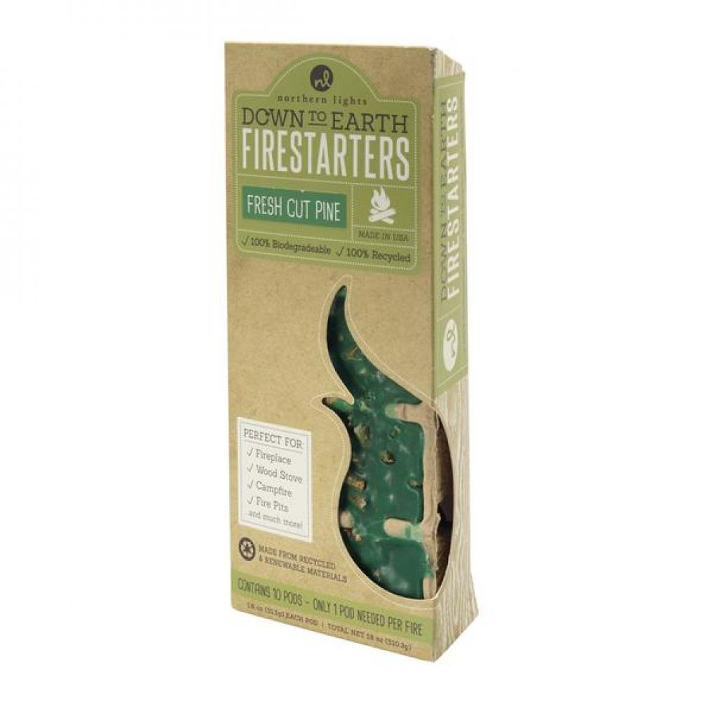 Firestarter 10 Pod Box Fresh Cut Pine