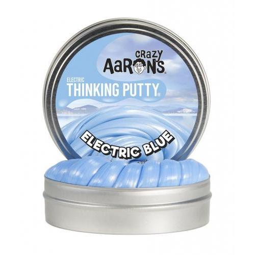 Thinking Putty 2in Electric Blue