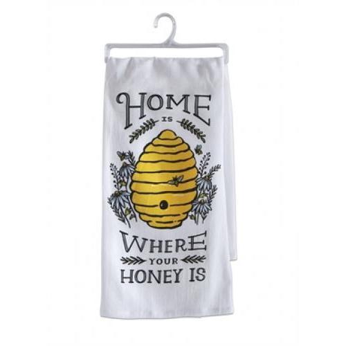 Dishtowel Where Your Honey Is
