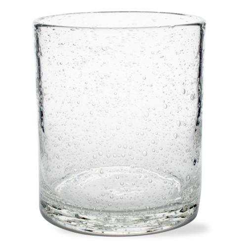 Drinkware Glass Bubble Tumbler Double Old Fashioned