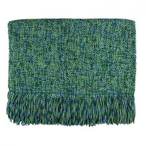 Throw Blanket Melange Bermuda 45x70