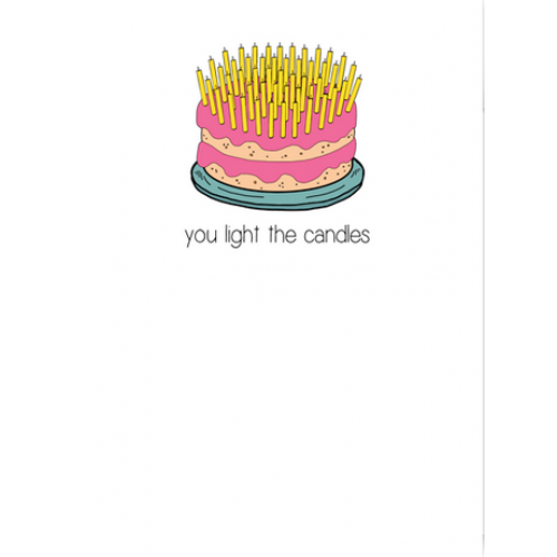 Birthday - You Light The Candles