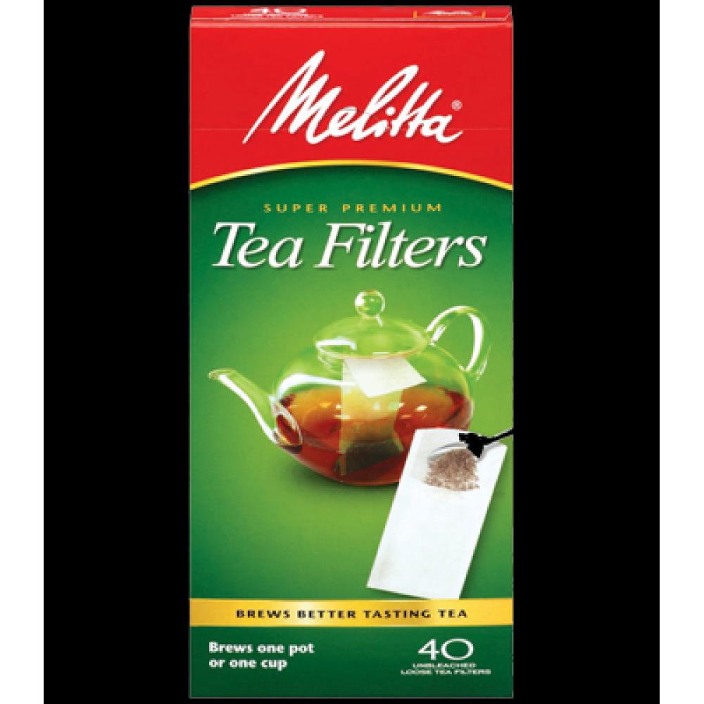 40 Ct  Tea Filter