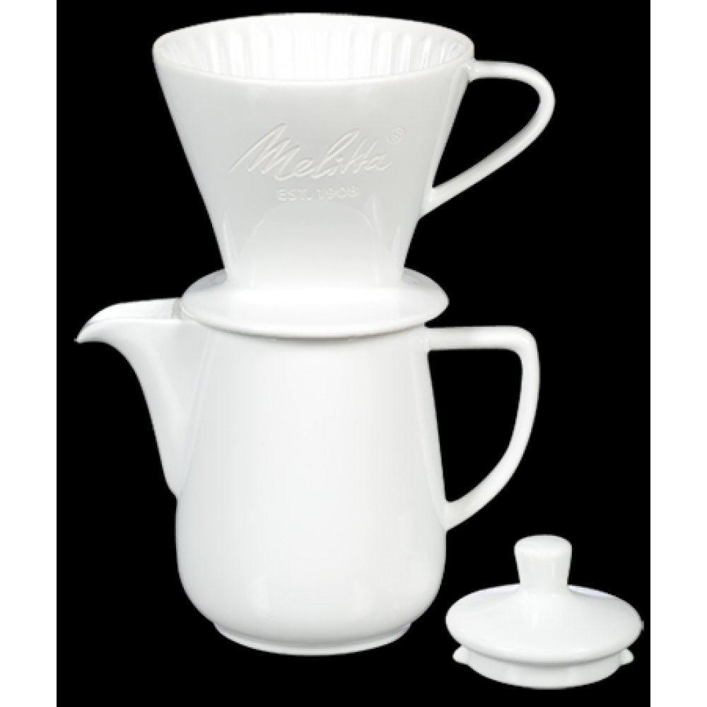 New White 20oz Coffee Set