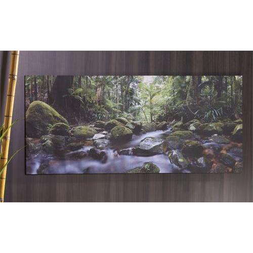 Canvas Print Waterfall