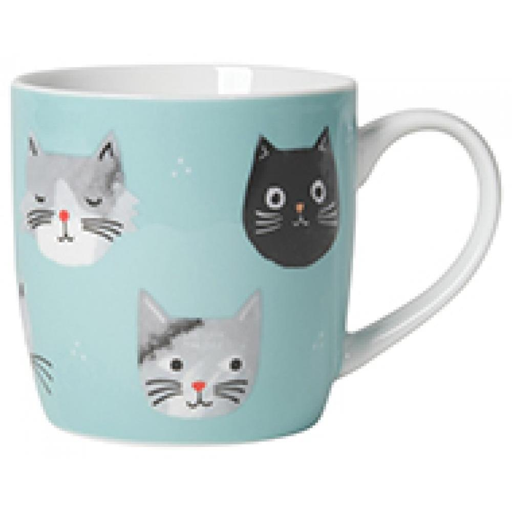 Mug Graphic-cats Meow