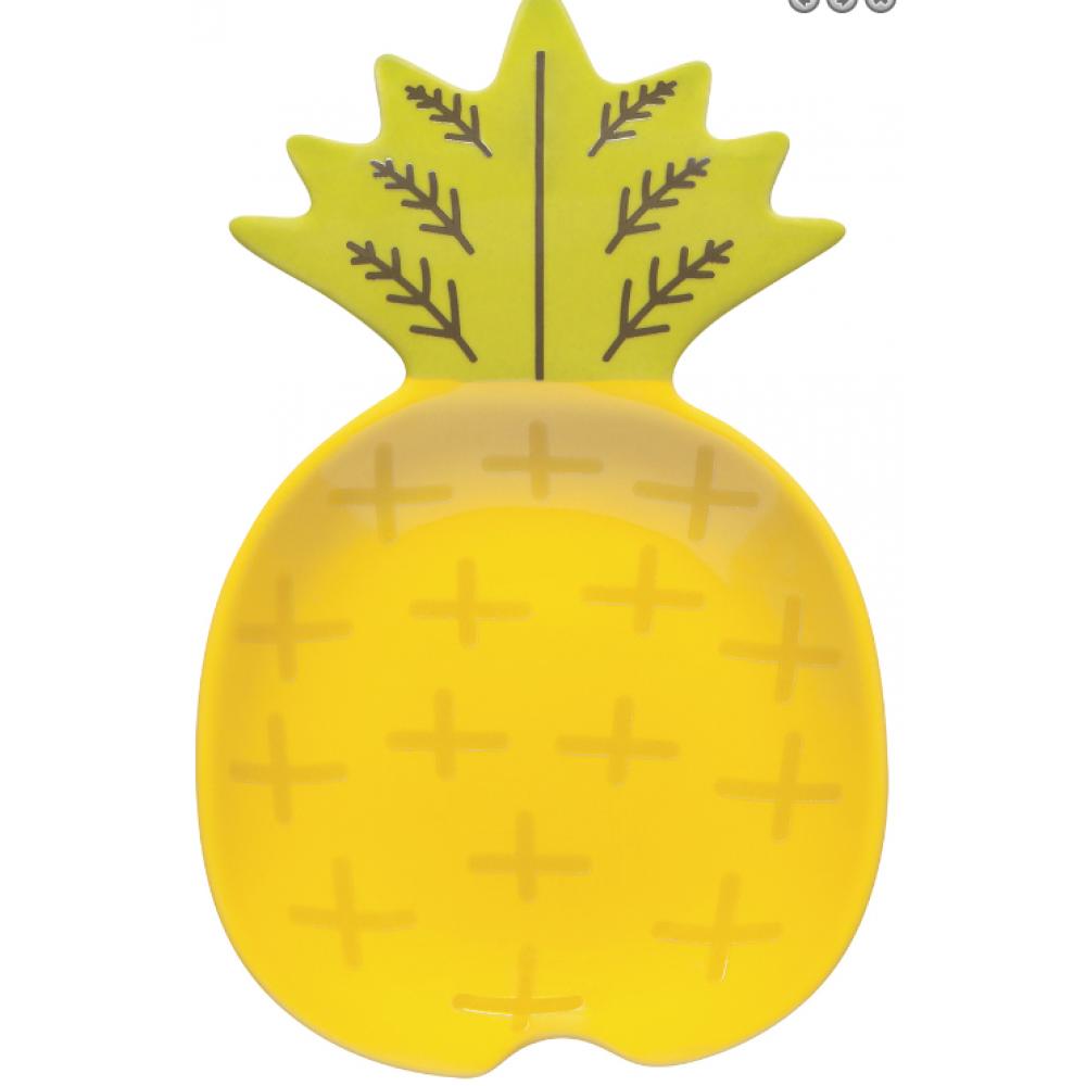 Spoon Rest Pineapple