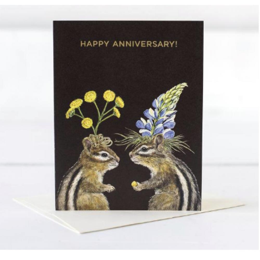 Anniversary - Happy Anniversary Chipmunks