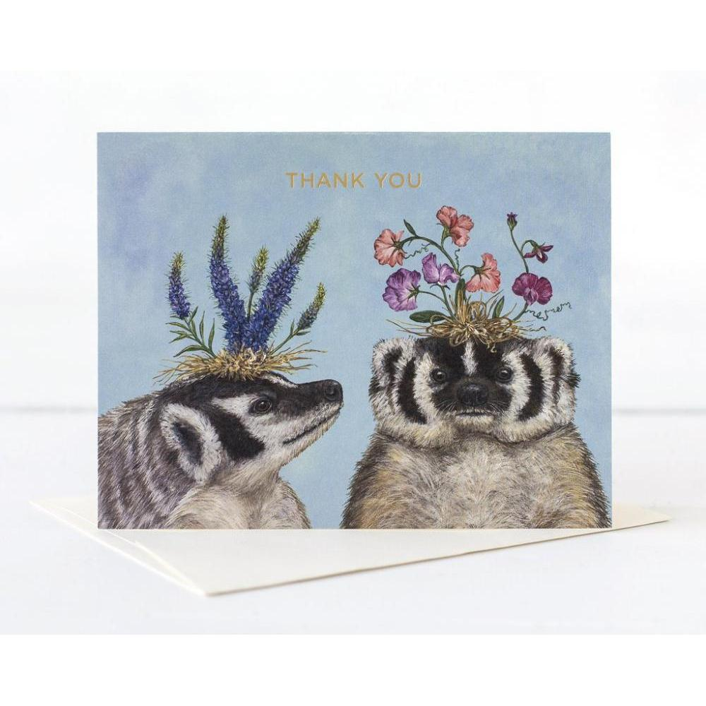 Any Occasion - Thank You Badger Sisters