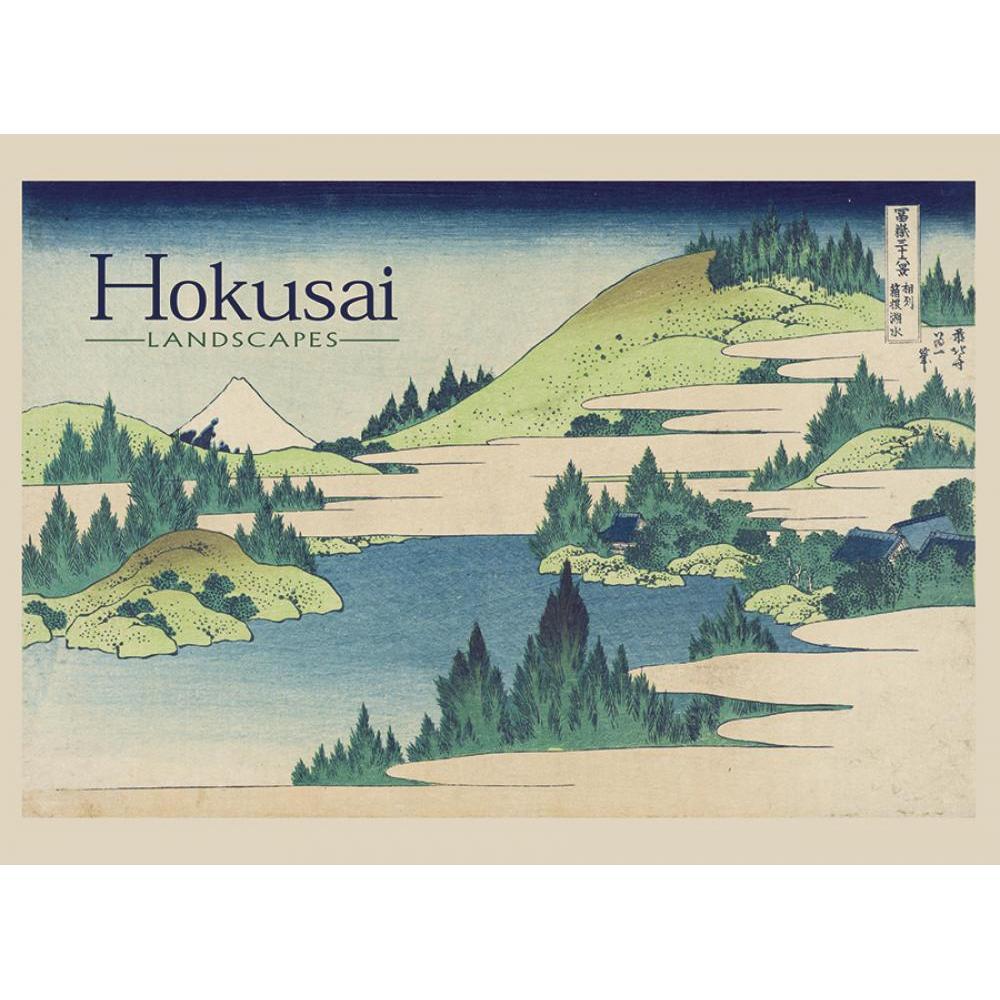 Boxed Card - Hokusai Landscapes