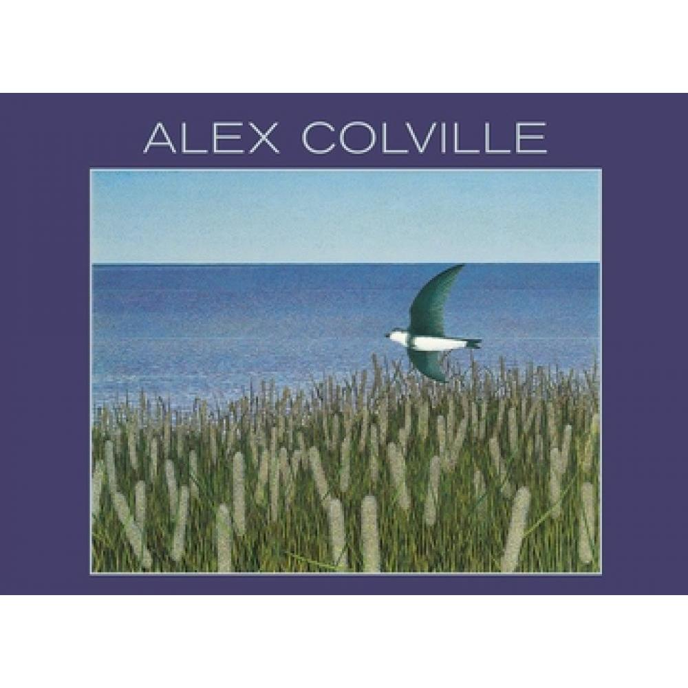 Boxed Card - Alex Colville