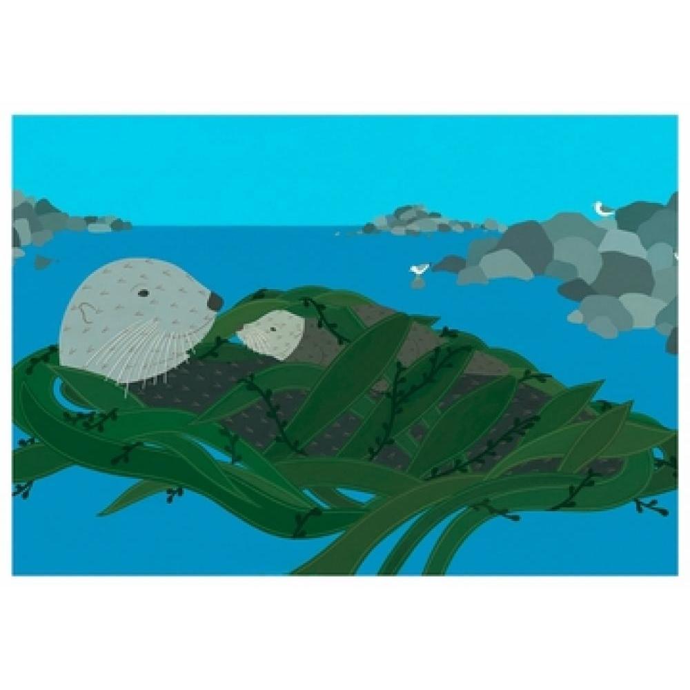Birthday - Sea Otters