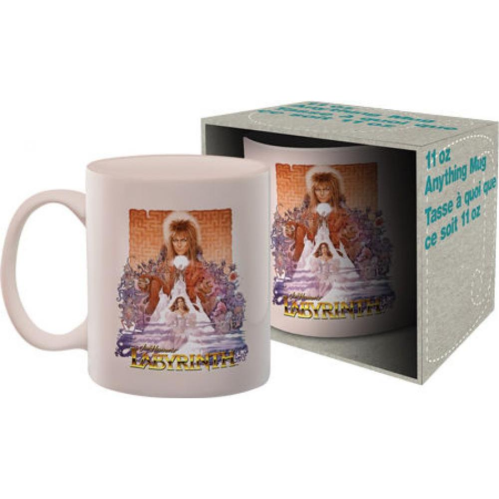 11oz Boxed Mug Labyrinth One Sheet