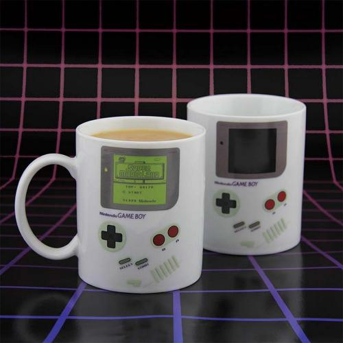 Mug - Game Boy Heat Change