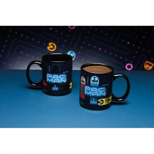 Mug - Pac Man Heat Change