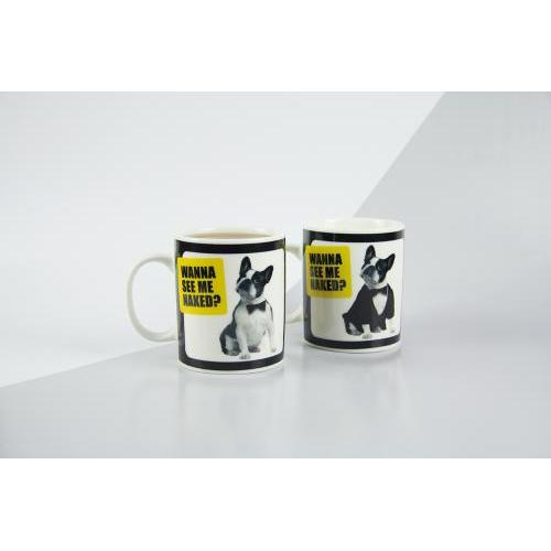 Mug - Dog Strip