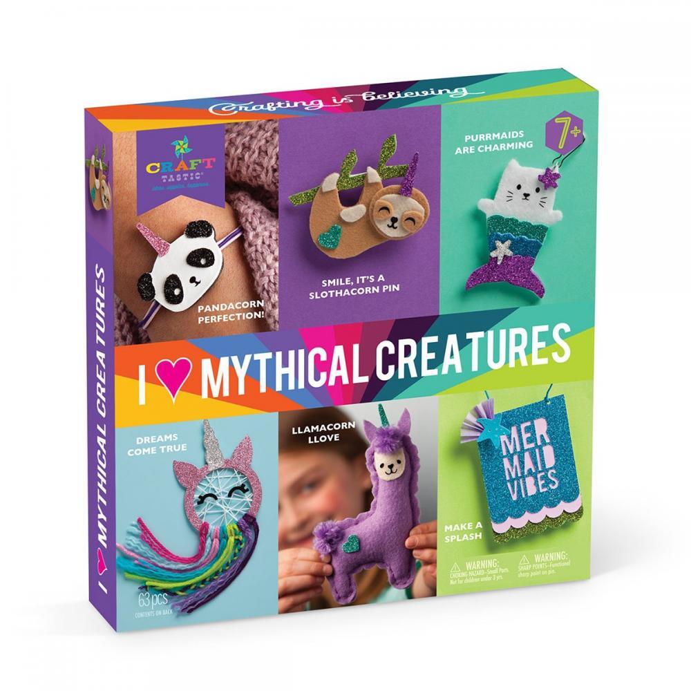 Craft Tastic I Love Mystical Creatures