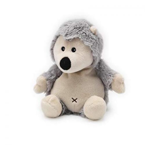 Warmies Junior Heatable Stuffed Animal Hedgehog 9in