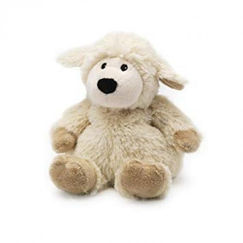 Warmies Junior Heatable Stuffed Animal Sheep 9in