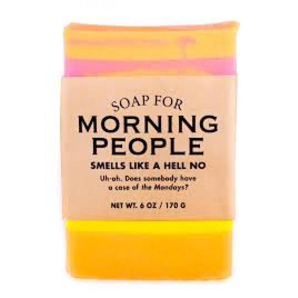 Soap - Morning People