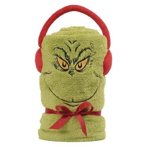Throw Blanket - Grinch
