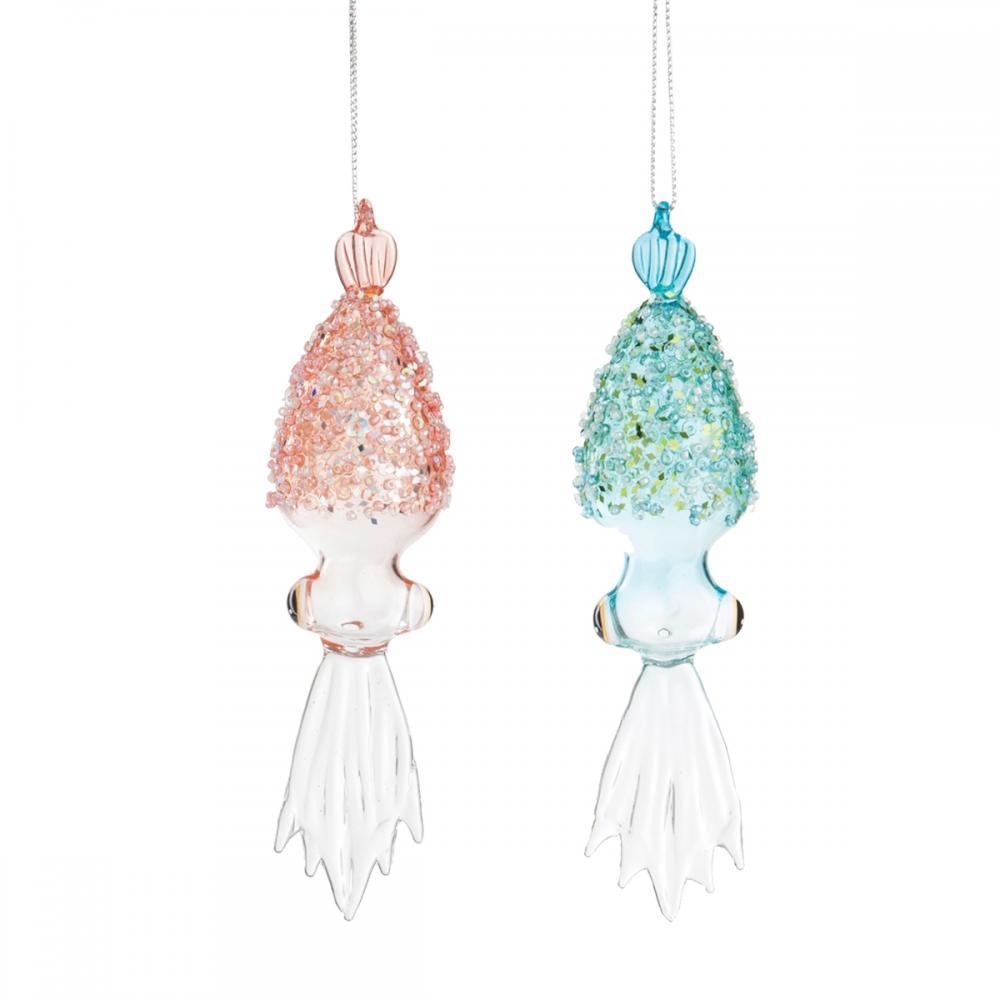 Ornament - Squid Bead