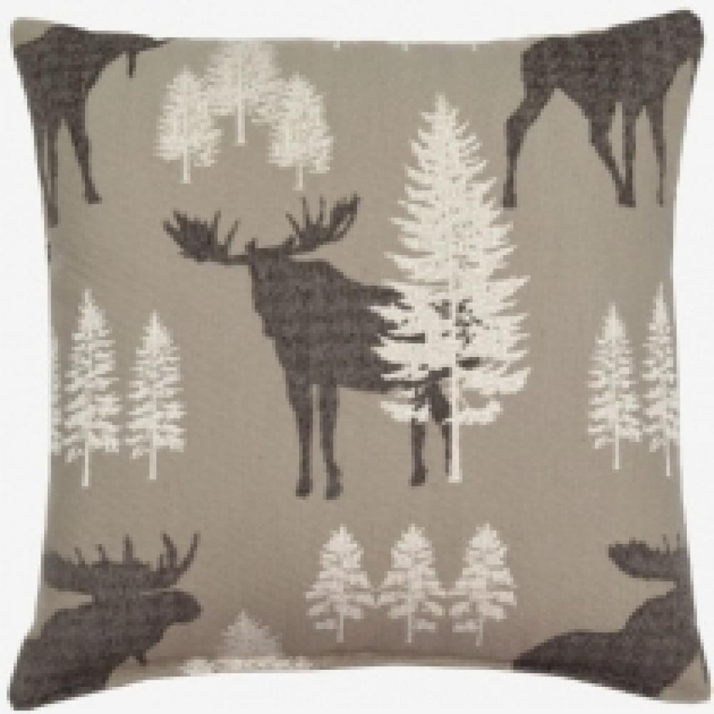 Woodland Alpine Pillow 17in X 17in