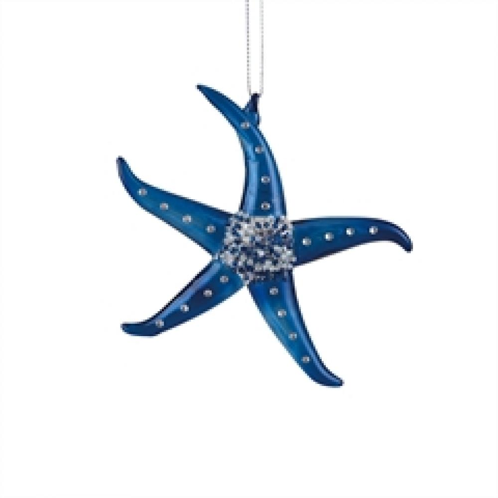 Ornament - Nautical Seastar
