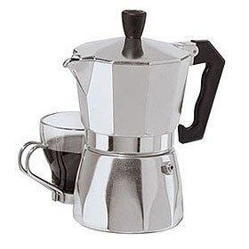 Coffee Maker Stovetop Espresso Black 3cup