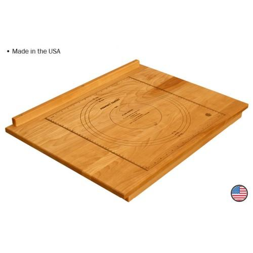 Pastry Marks Cutting Board 24x18