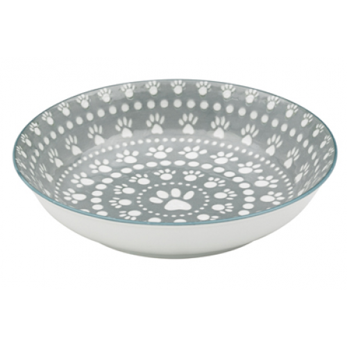 Food Bowl - Sante Fe Grey - Ceramic