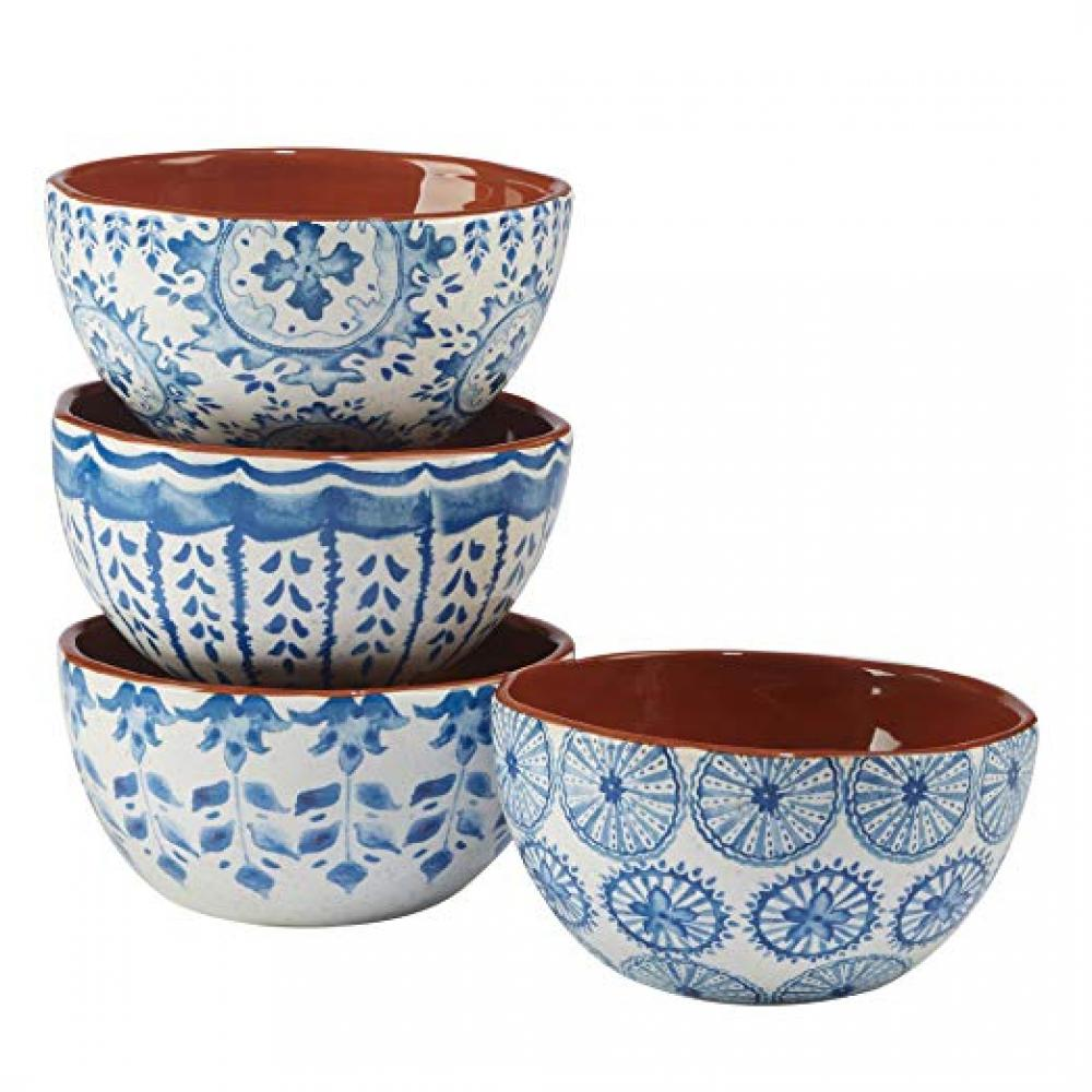 Dinnerware Porto Ice Cream Bowl 6x3in Assorted Styles