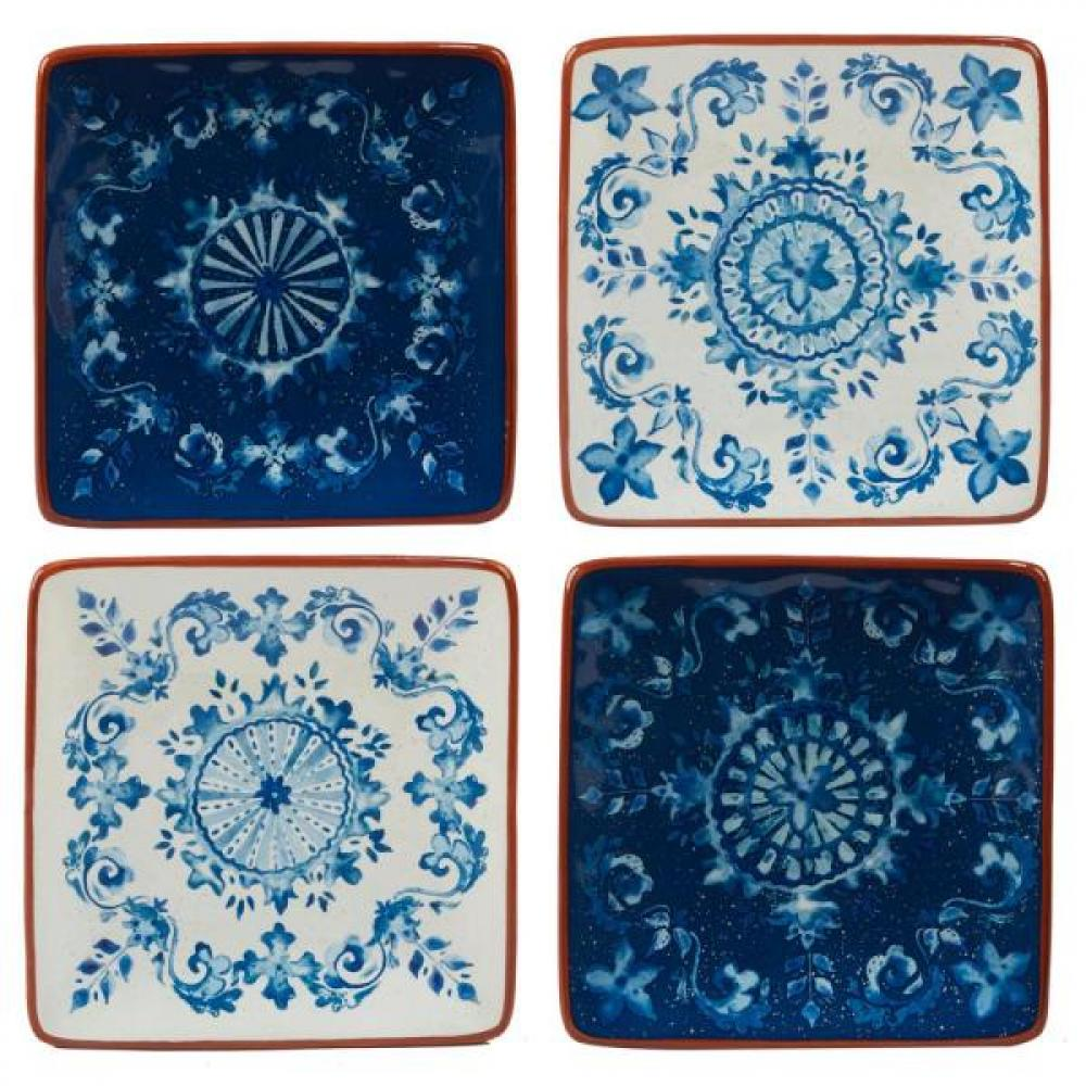 Dinnerware Porto Canape Plate 6in Assorted Styles