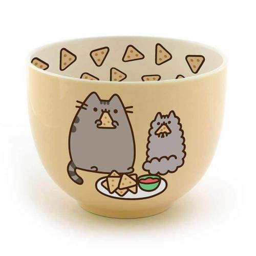 Pusheen Bowl Chips